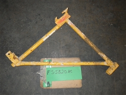 "Scaffolding 20"" Angle Side Bracket 1.69"" (USED)"