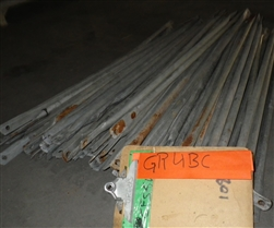4' Scaffold Tube Guard Rail (USED)