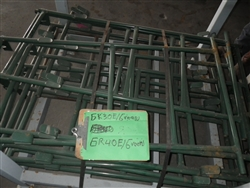 Scaffold 4' Guard Rail Panel Non OEM (USED)