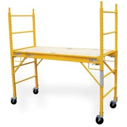 Multi-Purpose Rolling Scaffold