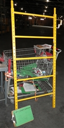 "65"" Snappy Scaffold Ladder Frame (USED)"