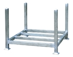 Scaffolding Storage Rack