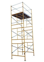 15 Foot Fixed Scaffold Tower