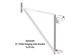 "23"" Wide Shoring Hanging Side Bracket"