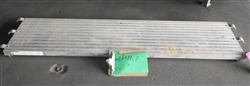 "19""x7' All Aluminum Scaffold Walk Board (USED)"