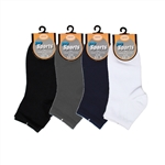 Sunfort - Plain ankle socks