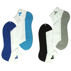 Sunfort - Cushioned sport ankle socks for ladies