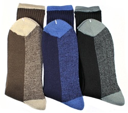 High bulk acrylic work socks