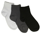 Sunfort - Thin three quarter sport socks for juniors