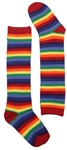 Sunfort - Rainbow knee highs for kids