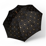 Coates Golf Designer Golf Umbrella - Black