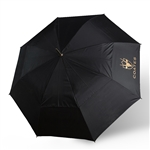 Coates Golf Performance Golf Umbrella - Black