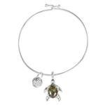 Dune Jewelry Beach Bangle - Turtle