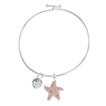 Dune Jewelry Beach Bangle - Starfish