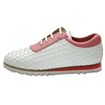 Cielo Rosa Ladies Woven Golf Shoe