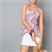 Denise Cronwall Tennis Dress - Mulberry