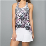 Denise Cronwall Tennis Dress - Vivid Dark, White