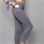 Denise Cronwall Scotia Grey Legging