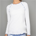 Denise Cronwall Nordica Long Sleeve Fitness Top