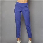 "Denise Cronwall 27"" Cropped Pant - Blue"