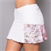 Denise Cronwall Wyn White Pocket Tennis Skort