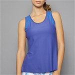 Denise Cronwall Tank Top - Royal Blue