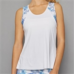 Denise Cronwall Tank Top - Scotia White