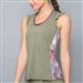 Denise Cronwall Tank Top - Army of Lovers Green