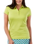 Bobby Jones Supreme Cotton Garden Green Polo