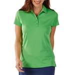 Bobby Jones Supreme Cotton Solid Turf Green Polo