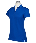 Bobby Jones Supreme Cotton Marina Blue Polo