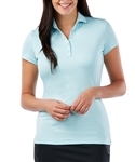 Bobby Jones Supreme Cotton Blue Breeze Polo