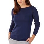 Bobby Jones Boatneck Sweater