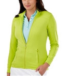 Bobby Jones Garden Green Tech Jacket