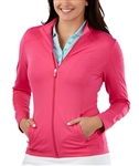 Bobby Jones Flamingo Tech Jacket