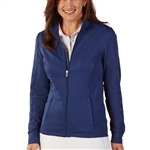 Bobby Jones Summer Navy Tech Jacket