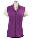 Bobby Jones Twilight Purple Tech Golf Vest