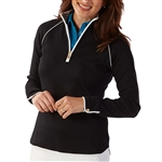 Bobby Jones Leaderboard Quarter Zip Pullover