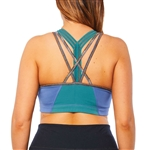 SHAPE PLUS Activewear Playa Strappy Sports Bra