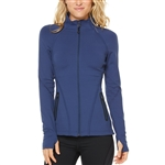 SHAPE Training Stretch Jacket - Insignia Blue