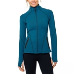 SHAPE Training Stretch Jacket - Reflecting Pond