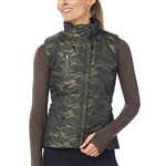 SHAPE Active Glamper Vest - Green Camo