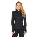 SHAPE Moto Hybrid Jacket - Caviar Black