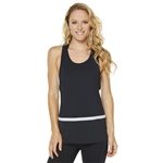 SHAPE Shadow Tank - Caviar Black