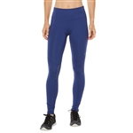 SHAPE Protech Legging w/ Zip - Twilight Blue