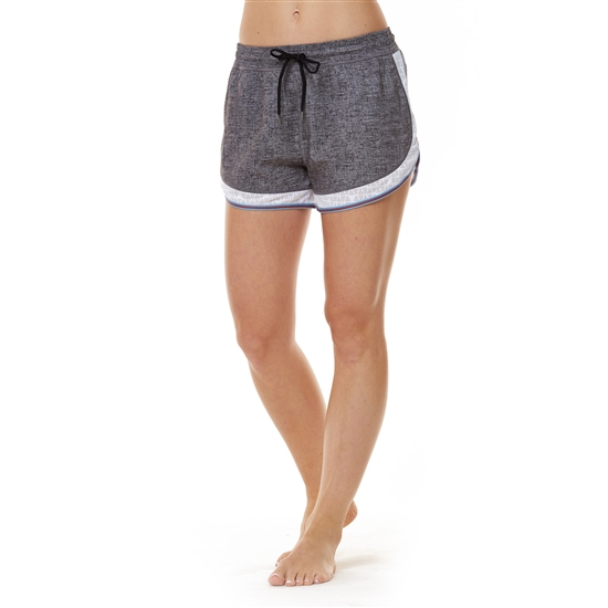 SHAPE Active Marathon Short - Heathered Grey