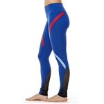 SHAPE Bowie Hi Rise Legging - Surf Blue