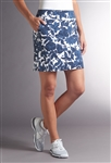 Swing Control Basic Tee Time Golf Skort - Blues