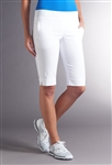 Swing Control Basic Resort Golf Short - White