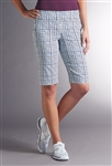 Swing Control Basic Resort Golf Short - Checky